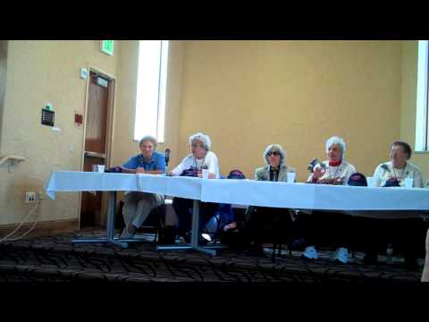 RealLife A League of Their Own AAGPBL Players Singing Their Song