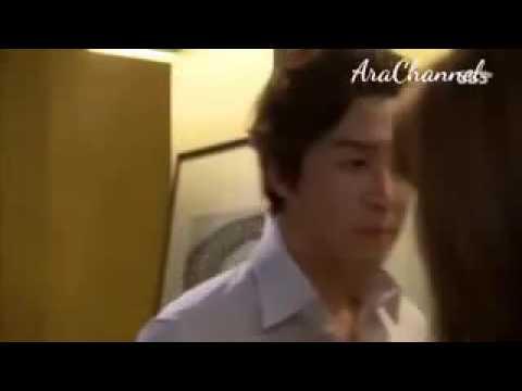 hot scene korean drama the heirs moment kissing