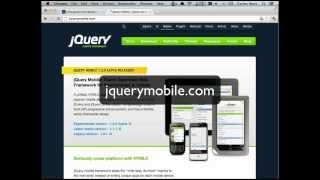 Getting Started with IBM Worklight (jQuery Mobile + Android and iOS)
