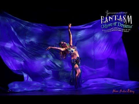 BDE Fantasm Odissey of Dreams for Marhaba Rome Festival 2017!   Demo 2