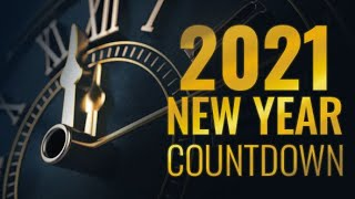 New Year Countdown Background Music | 1 Minute Timer before the Midnight