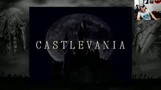 Aquela Live de Castlevania apanhando um monnntteeeee