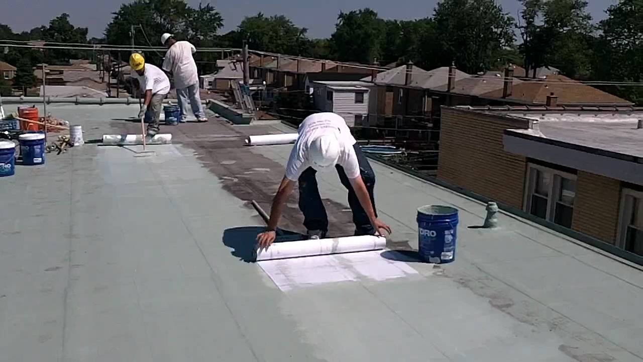 Roof Coatings Hydrostop Youtube