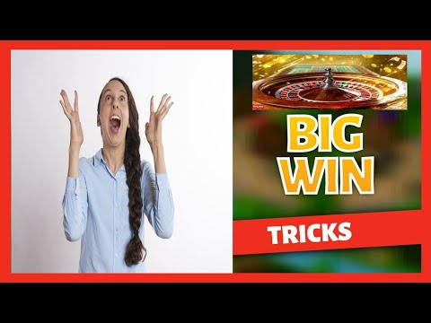 BIG WIN in Mobile Online Casino / ROULETTE TRICKS 2021 💯 (100€ to 1617€)