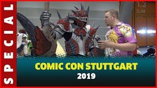 Comic Con Germany Stuttgart 2019