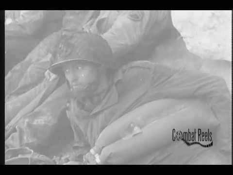 1st Infantry Division in WWII, Normandy June 1944