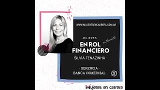 Mujer en Rol Financiero: Silvia Tenazinha