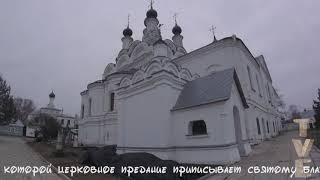 Благовещенский монастырь в городе Муром