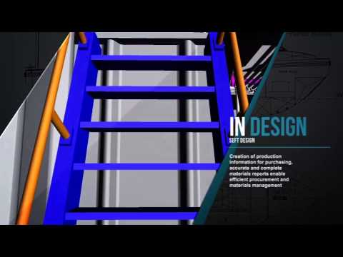 SEFT │MARINE : Detailed Design | 3D Visualization