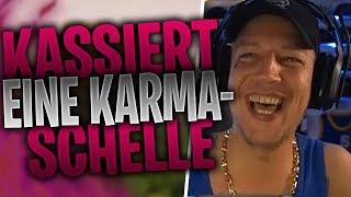 MONTE kassiert eine Karma-Schelle | ISSA wird getrollt | Fortnite Highlights Deutsch