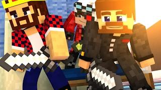 ТАЩИМ В БЕДВАРСЕ С АИДОМ - Minecraft Bed Wars