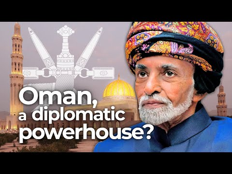Is Oman 🇴🇲 the FRIENDLIEST 🤝 Country in the Middle-East? - VisualPolitik EN