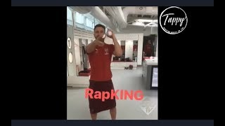 Mustafi The Arsenal Player Shows Us His Rap And Dance Skill