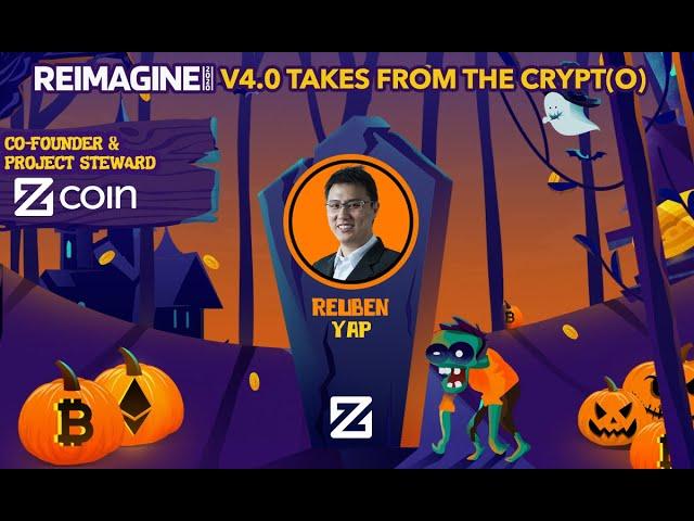 Reuben Yap - Zcoin $XZC - Enterprises & Digital States