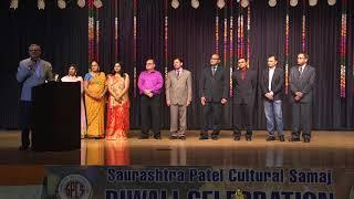 SPCS - CA Diwali Celebration 2017 - Pt - 02