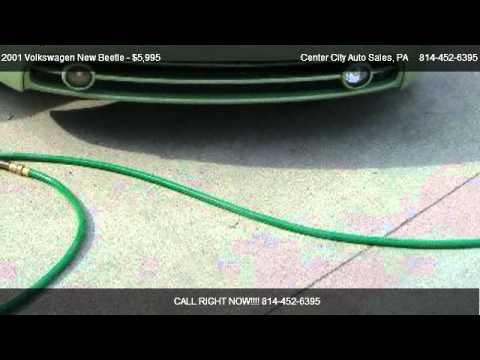2001 Volkswagen New Beetle GLS - for sale in Erie, PA 16503