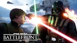 Star Wars Battlefront- Эпизод# 1 [Империя наносит удар] (Перезалив)