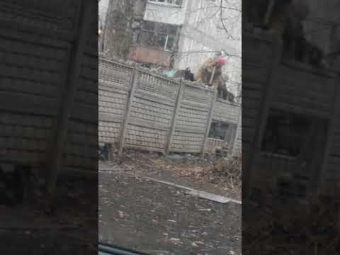 Работяги Г.Шахтерск Донецкая область часть 2🤪😂😂👍💪
