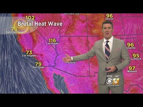 Jeff Jamison's 11AM Weather Update