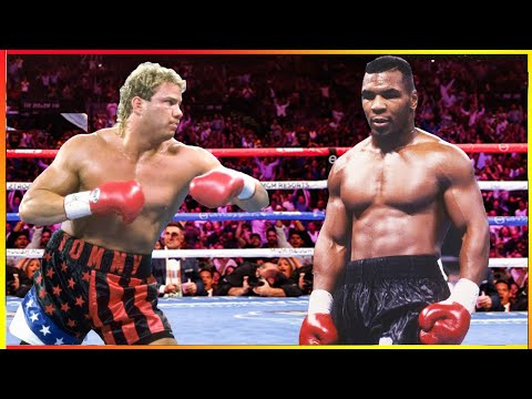 Tommy Morrison vs Mike Tyson - Fight That Never Happened