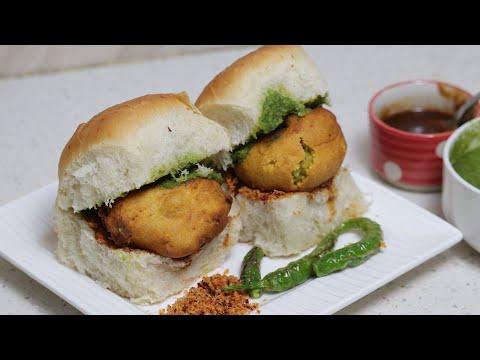 Mumbai famous vada pav recipe vada pav recipe