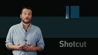 Shotcut уроки /4: маски, динамические эффекты, работа с текстом