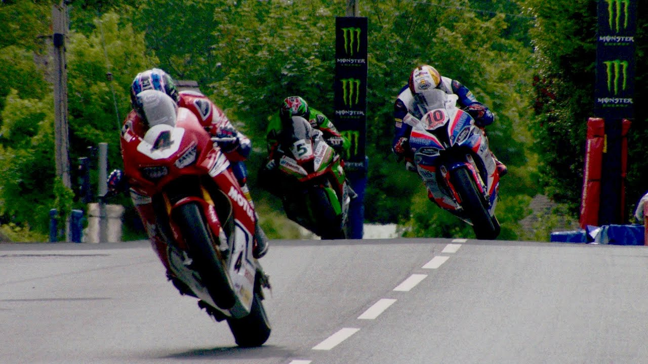 Isle Of Man Tt Races 2019 Trailer