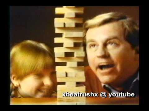 80s Commercials - Jenga