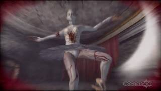 Rise of Nightmares - Ballerinas Boss Battle Gameplay (Xbox 360, Kinect)