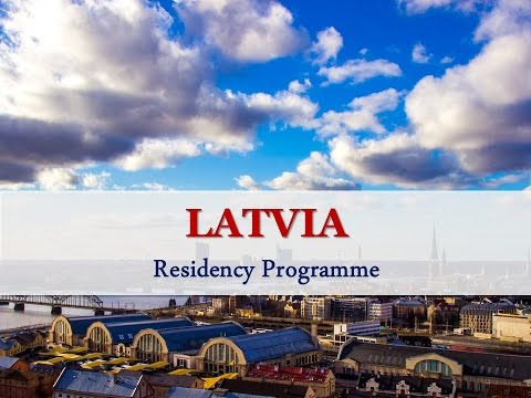 LATVIAN RESIDENCY PROGRAM