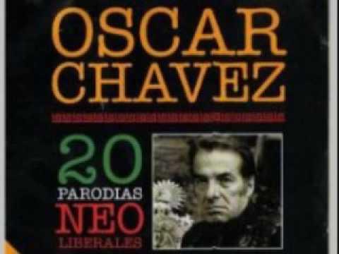Oscar Chavez, la calaca flaca