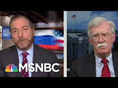 John Bolton: Russia Hack Is Huge, 'Cannot Underestimate Its Significance' | MTP Daily | MSNBC