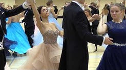 Vanhojen tanssit 2019 Kastellin lukio Oulu, kenraaliharjoitus