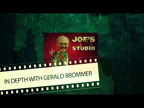 In Depth with Artist Gerald Brommer