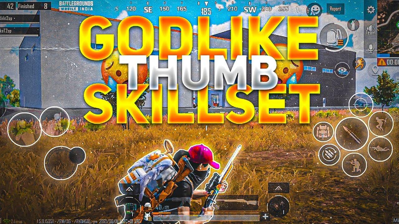 GodLike Thumb Skillset 🥵✨ | BGMI MONTAGE | OnePlus,9R,9,8T,7T,,7,6T,8,N105G,N100,Nord,5T,NeverSettle