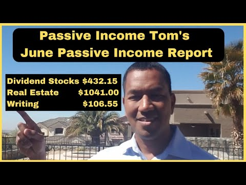 June Monthly Passive Income Strategies