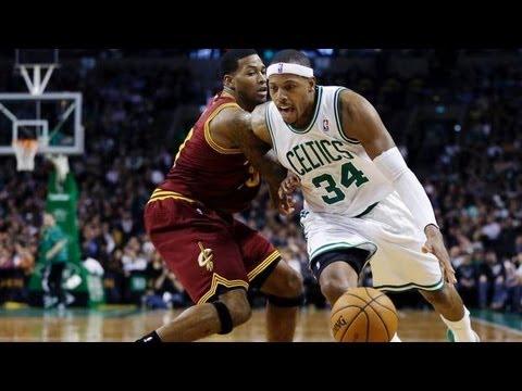 954272c85739 Paul Pierce 40 points - Highlights vs Cleveland Cavaliers 12 19 2012 -  HD   - YouTube