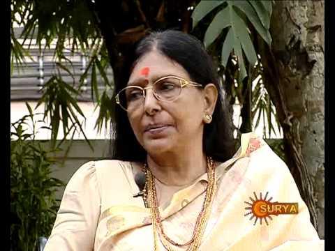 Sharada in Varthamanam - YouTube