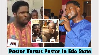 Amazing! Pastor Sends Kidnappers To Another Pastor In Auchi