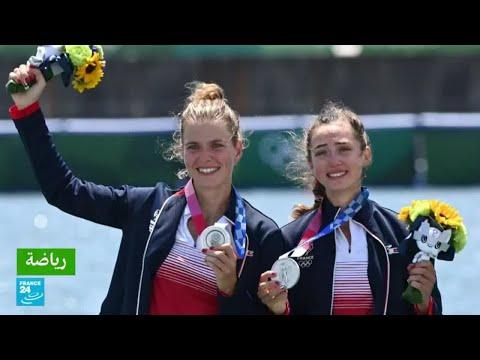 أولمبياد طوكيو 2021: فرنسيتان تفوزان بفضية القارب الزوجي الخفيف  - نشر قبل 2 ساعة