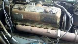 Detroit Diesel 8-71 sound  13.10.2013