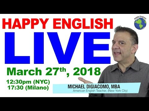 COOL Idioms in American English - Michael from Happy English