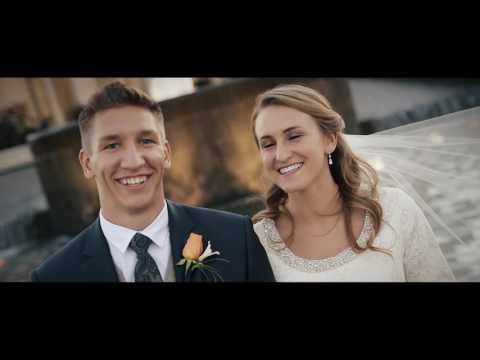 Wedding Video / Rylee+Ross / Payson, Utah