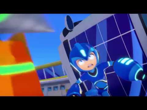 Mega Man: Fully Charged Trailer
