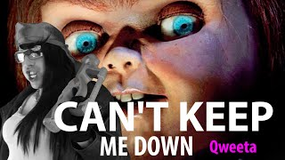 #ChildsPlayMovie (2019) #Chucky Movie Song Rap Can't Keep Me Down - Qweeta Shooting Gun