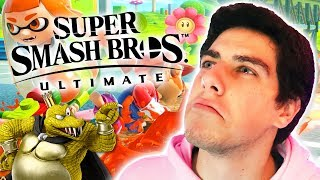 NO ESPERABA QUE ESTE JUEGO ME VICIARA TANTO | Super Smash Bros Ultimate