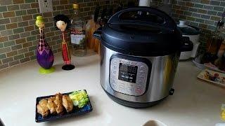 Instant Pot Pressure Cooker Coca-Cola Chicken Wings Recipe