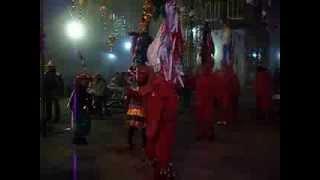 Danza de los Turcos de Chichiquila, Puebla