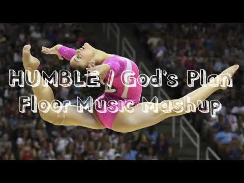 HUMBLE / God's Plan Floor Music Mashup | Gymnastics Floor Music