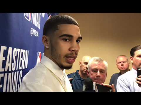 Boston Celtics news: Jayson Tatum 'feels great' despite collision with Kevin Love